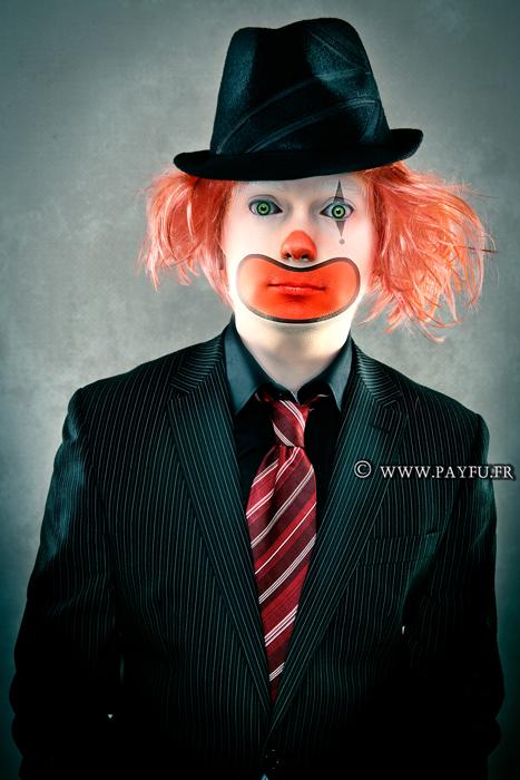 Clown, réalisé par Payfu