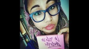 #NotInMyName